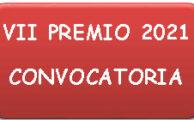 1/21. CONVOCATORIA VII PREMIO 2021